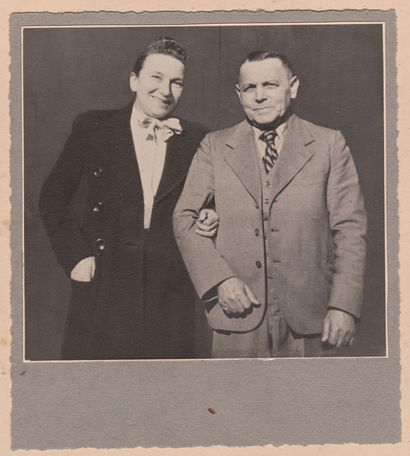 Babette and Guido Ansbacher c1938