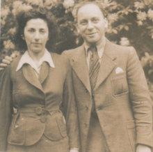 Pat and Martin Anson c1946